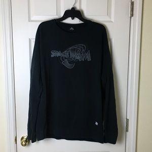 Jordan space jam sweatshirt